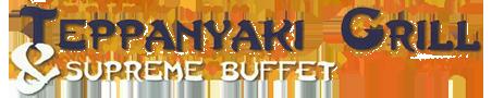 Logo,  TEPPANYAKI GRILL & SUPREME BUFFET - Teppanyaki Restaurant